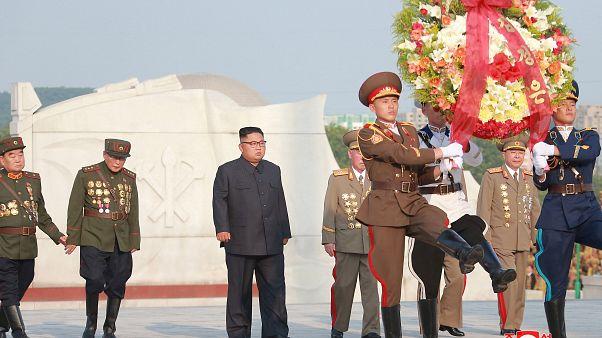 بالفيديو: أوّل ظهور لرئيس أركان كوريا الشمالية الجديد