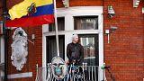 احتمال تحویل آسانژ به بریتانیا همزمان با سفر رئیس جمهوری اکوادور به لندن