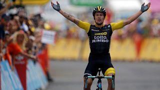 Tour de France: Roglic gewinnt 19. Etappe