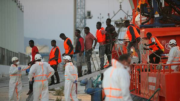 دستکم ۱۵۰۰ پناهجو امسال در مدیترانه جان باختهاند