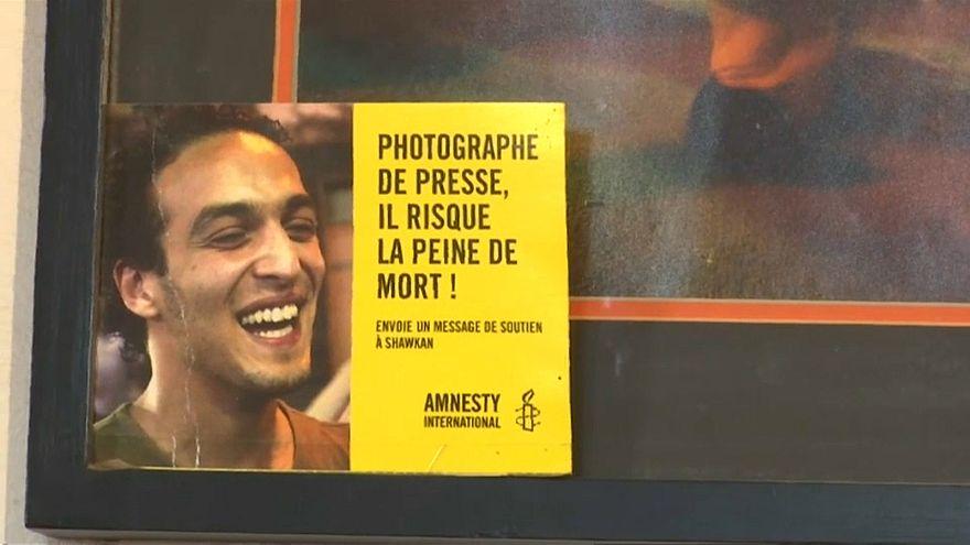 """المصور المصري """"شوكان"""" ينتظر حكما وسط ومخاوف من إدانته """"بالإرهاب"""""""