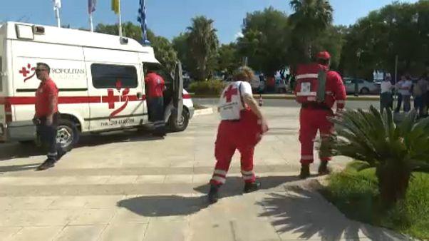 Grecia: 86 le vittime accertate dei roghi, almeno 100 i dispersi