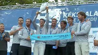 50. Kékszalag: ismét svájci győzelem