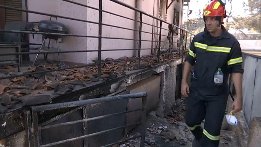 A mentőket is sokkolja a tűz borzalma