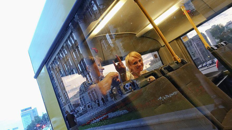 Ingyenessé tették a buszközlekedést Észtországban