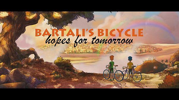 دراجة بارتالي (آمال للغد)