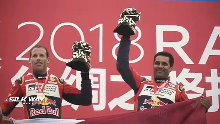 Al Rajhi se hizo con el triunfo en el Silk Way Rally