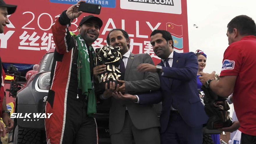 Eficiência de Yazeed Al Rajhi vale triunfo no Rali Rota da Seda