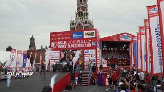 Yazeed Al-Rajhi grand vainqueur de cette édition 2018 du Rallye de la route de la Soie