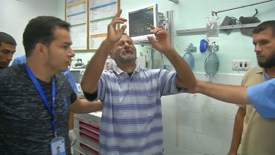 الجيش الإسرائلي يقتل فلسطينيين إثنين في مواجهات بقطاع غزة