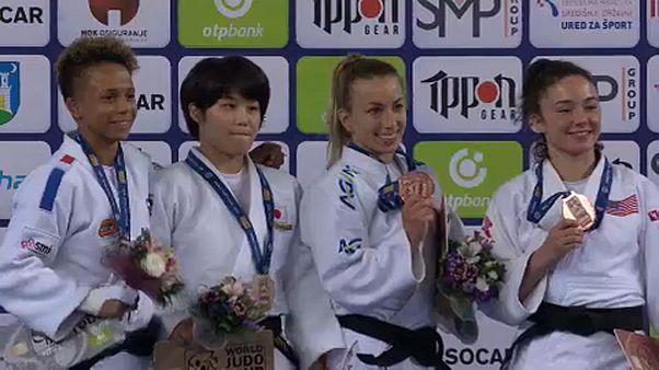 Bilodid y Takato reinan en Zagreb