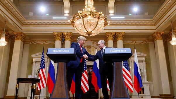 بوتين يدعو ترامب لزيارة موسكو وسط ترحيب البيت الأبيض