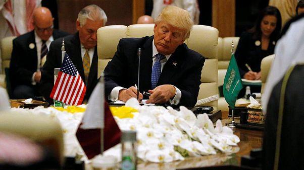 Trump'tan İran'la mücadele için Arap NATO'su planı