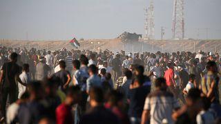 17-jähriger Palästinenser stirbt nach Protesten in Gaza