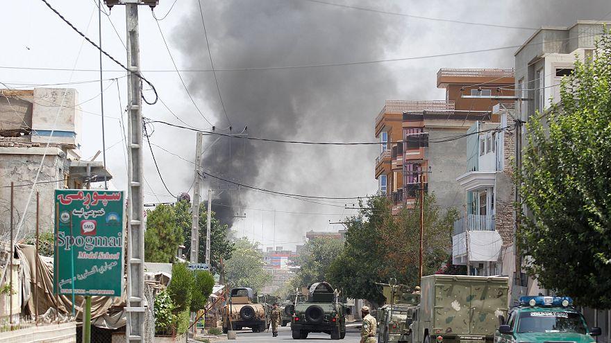 Afganistan'da bombalı saldırı: 2 ölü 7 yaralı
