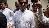 Imran Khan begins coalition search