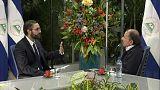 Euronews entrevista al presidente de Nicaragua
