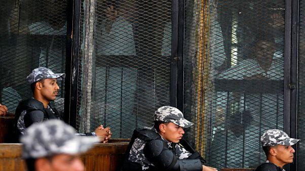 مصر ۷۵ نفر را به اتهام مشارکت در تحصن سال ۲۰۱۳ به اعدام محکوم کرد