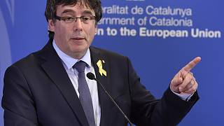 Former Catalan leader returns to Belgium after extradition bid fails