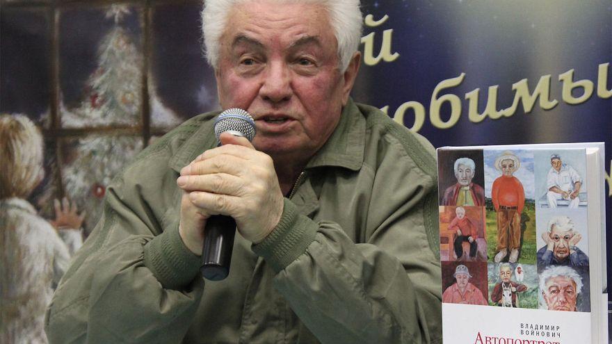 Ушел из жизни Владимир Войнович