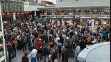 Chaos am Münchener Flughafen