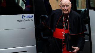 Ο Πάπας Φραγκίσκος έκανε δεκτή την παραίτηση του πρώην αρχιεπισκόπου της Ουάσιγκτον