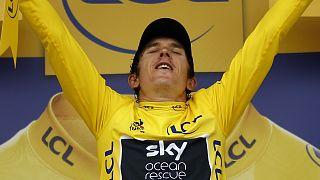 Thomas set for Tour de France victory