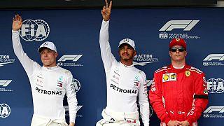 فورميلا 1: البريطاني هاميلتون ينطلق من المركز الأول في جائزة المجر الكبرى
