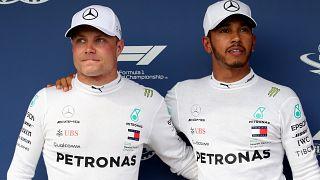 F1: Hamiltoné a pole