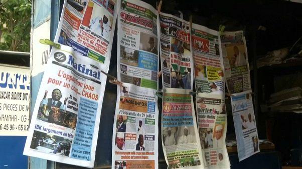 Elnököt választ Mali