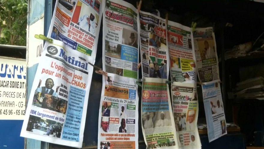 Mali escolhe próximo Presidente do país