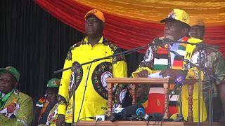 Zimbabwe, ultimi comizi prima del voto