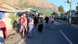 Erdbeben auf Ferieninsel Lombok: Mindestens 14 Tote