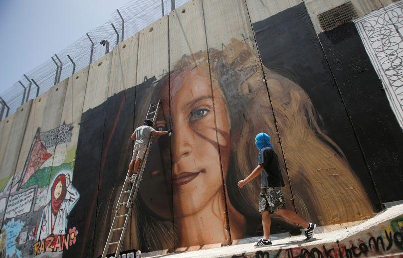 REUTERS/Mussa Qawasma