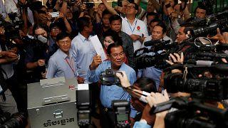 """Камбоджа: """"несвободные"""" выборы"""