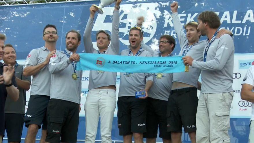 Vittoria elvetica al Blue Ribbon Trophy