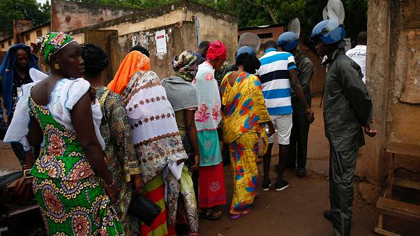 Présidentielle lourde d'enjeux au Mali