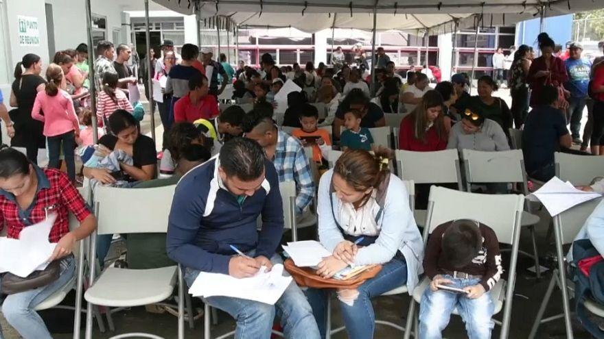 Miles de nicaragüenses huyen a Costa Rica