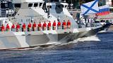 День ВМФ в Петербурге