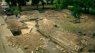Ценная находка археологов в Вильнюсе