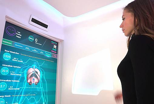 Artificial Intelligence health pods for quick diagnosis set to launch