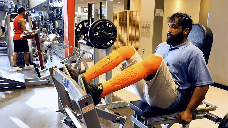 How are 3D-printed limbs changing lives in the UAE?