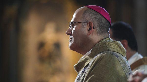 Tolentino de Mendoça ordenado Bispo