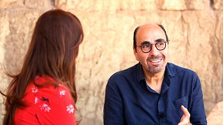 Celebrity voice coach and producer Oussama Rahbani talks fame and family in Baalbeck