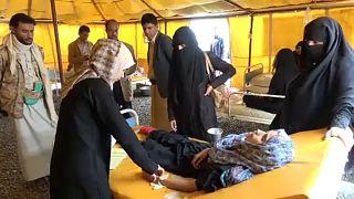 هشدار نسبت به شیوع موج جدید وبا در یمن همزمان با تشدید حملات عربستان