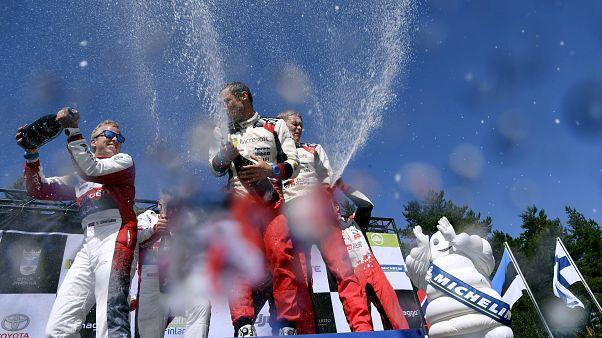 Rallye de Finlande : Ott Tänak à la relance