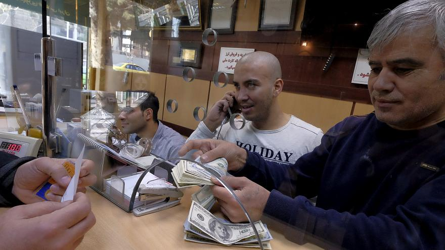 Iran's currency hits record low amid impending US sanctions