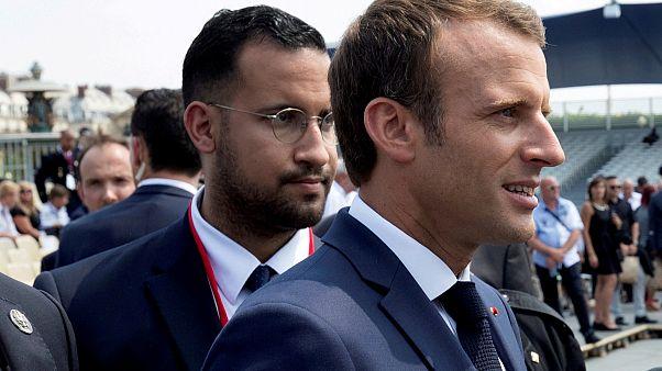 """Benalla-Affäre nur Sommerloch? """"Präsident Macron hat mit 1. Mai nichts zu tun"""""""