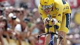 Britain's Thomas wins maiden Tour de France