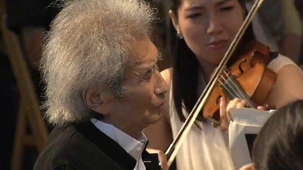 Seiji Ozawa, le maestro de retour